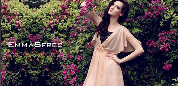 EMMASFREE:新现代简约时尚女性服装