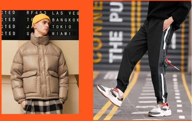 GXG JEANS时尚创意的男装品牌-2