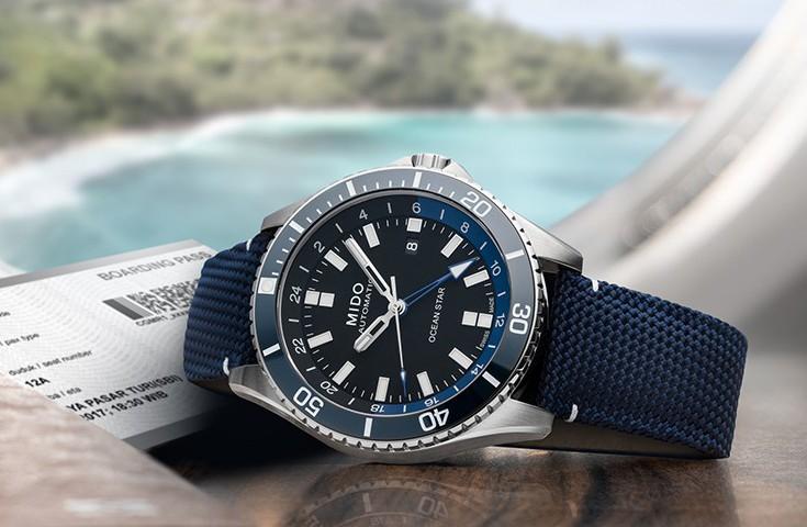 美度(MIDO)具有卓越防水性能的高品质手表