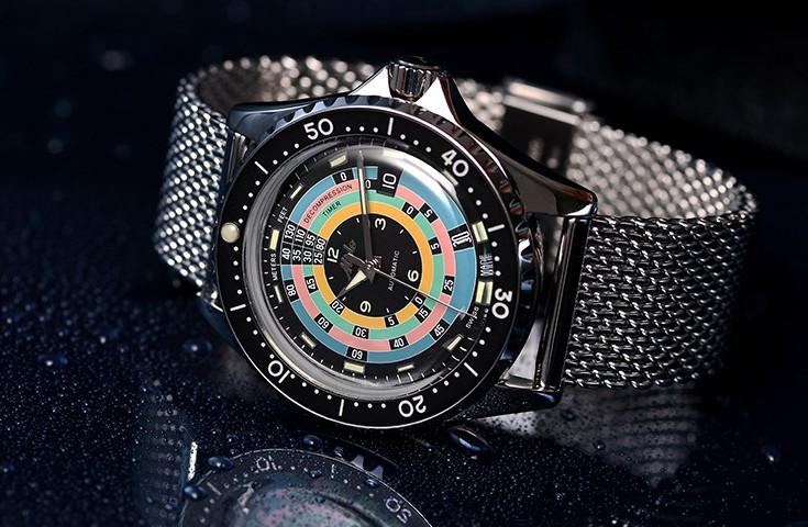 美度(MIDO)具有卓越防水性能的高品质手表-2