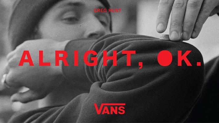 Vans范斯:原创极限运动潮牌