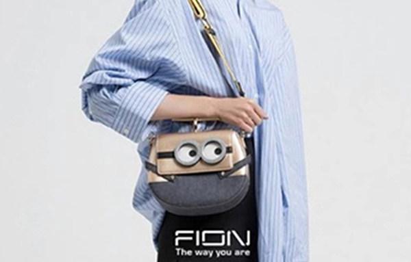 FION菲安妮女包 东西方结合的独特设计风格