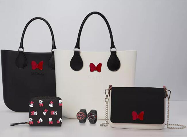 Obag来自意大利的DIY手袋品牌