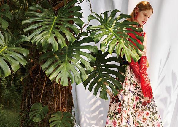 HOKABR红凯贝尔 时尚优雅 自信浪漫